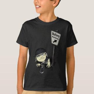 Camiseta Patinador de SkyRamp