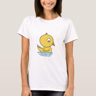Camiseta Pato amarillo del dibujo animado