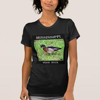 Camiseta Pato de madera de Mississippi