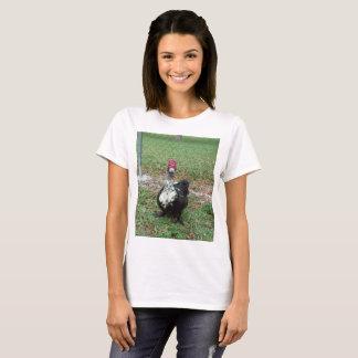 Camiseta Pato de Muscovy