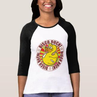 Camiseta Pato del disco