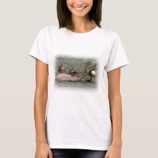Camiseta Pato, pato, ganso