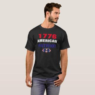 Camiseta Patriota de 1776 americanos
