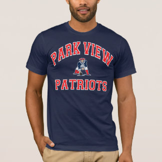 Camiseta Patriotas de la opinión del parque