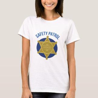 Camiseta Patrulla de la seguridad