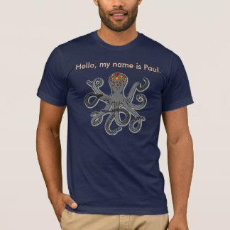 Camiseta Paul el pulpo del fútbol