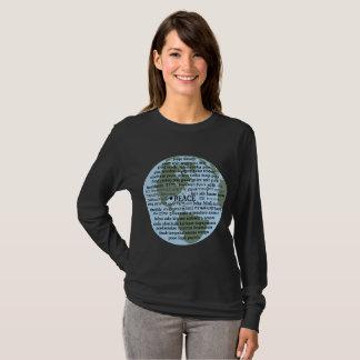 Camiseta Paz