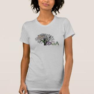 Camiseta Paz de la yoga
