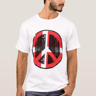 Camiseta Paz en Dinamarca