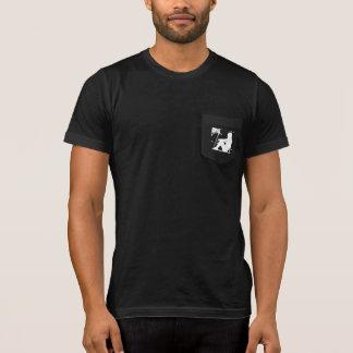 Camiseta Paz en la playa