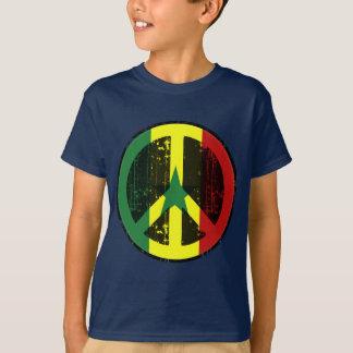 Camiseta Paz en Senegal