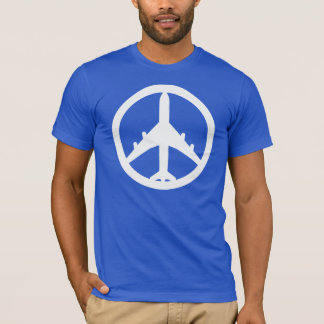 Camiseta Peace Airplane