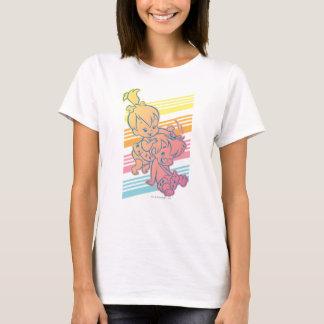Camiseta PEBBLES™ que prepara BAMM-BAMM™