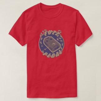 Camiseta Pedal de la pelusa - descarga eléctrica del