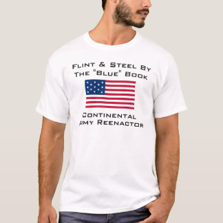 Camiseta Pedernal y acero