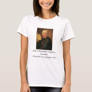 Camiseta Pedro Alessandro Gaspare Scarlatti