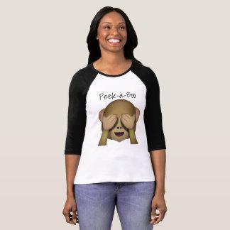 Camiseta Peekaboo