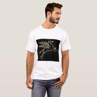 Camiseta Pegaso de neón Sephia