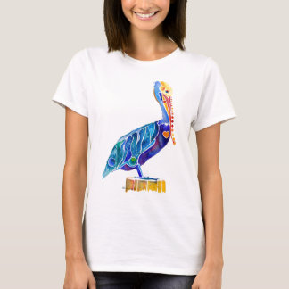 Camiseta Pelícano