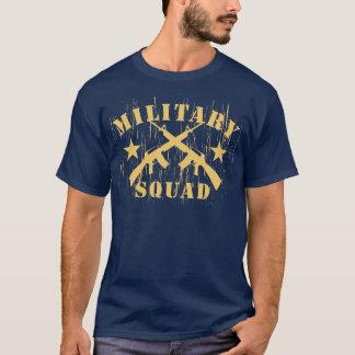 Camiseta Pelotón militar M16 - amarillo
