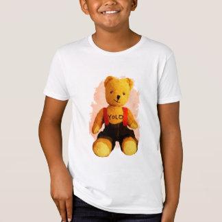 Camiseta Peluche Yolo