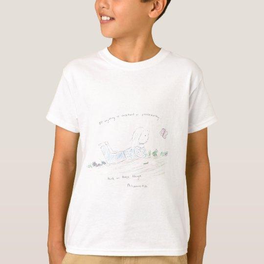 Camiseta Pensamientos positivos