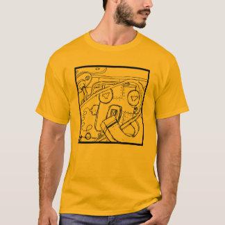 camiseta pequeña 6xl para él por el DAL