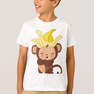 Camiseta Pequeña colección 108 del mono