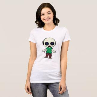 Camiseta Pequeño ilustracion del zombi de Jimmy