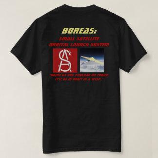 Camiseta Pequeño sistema orbital por satélite del