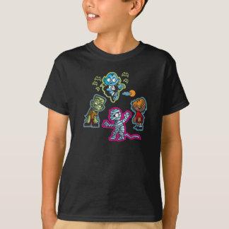 Camiseta Pequeños monstruos horribles