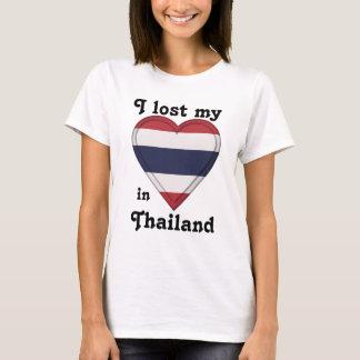 Camiseta Perdí mi corazón en Tailandia