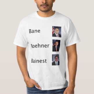 Camiseta Perdición Boehner Bainest