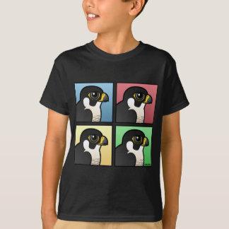Camiseta Peregrino de cuatro colores