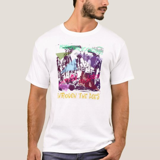 Camiseta Perennial Rockstars Through The Ages T-shirt