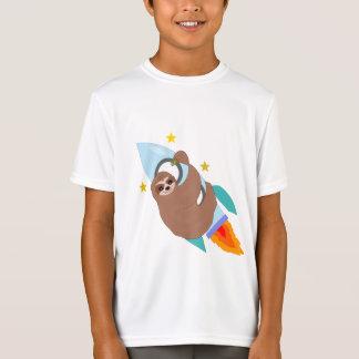 Camiseta Pereza encuadernada del espacio