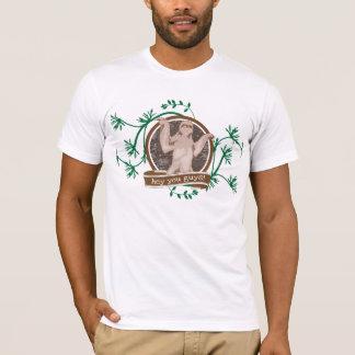 Camiseta Pereza ey usted individuos