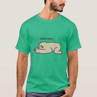 Camiseta Pereza perezosa