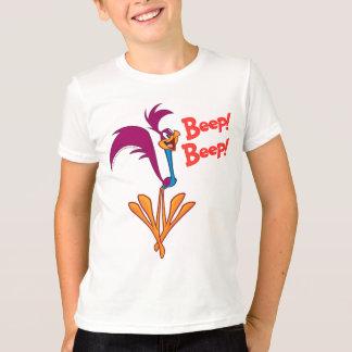 Camiseta Perfil lateral del Roadrunner