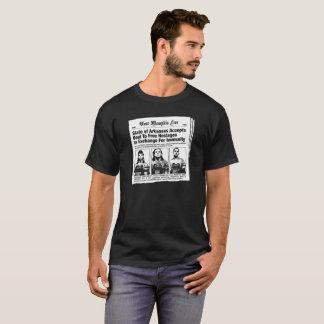 Camiseta Periódico de los rehenes WM3