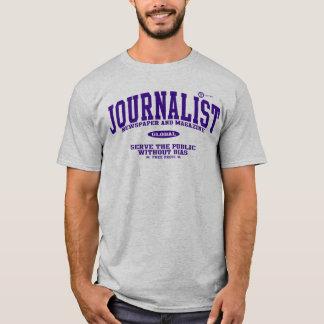 Camiseta Periodista