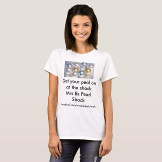 Camiseta Perla encendido