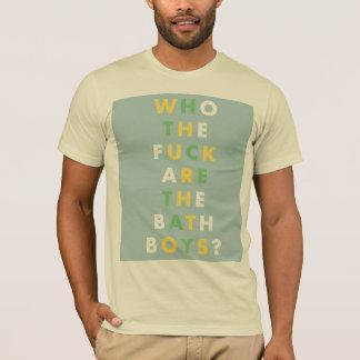 Camiseta ¿Pero quién son realmente ellos?