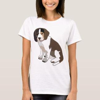 Camiseta Perrito del beagle