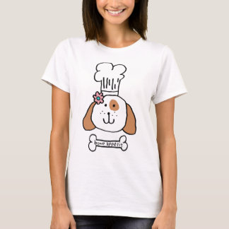 Camiseta Perrito del cocinero