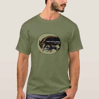 Camiseta Perro australiano del ganado - la mente mueve la