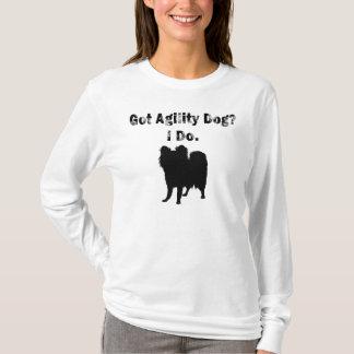 Camiseta ¿Perro conseguido de la agilidad? Hago