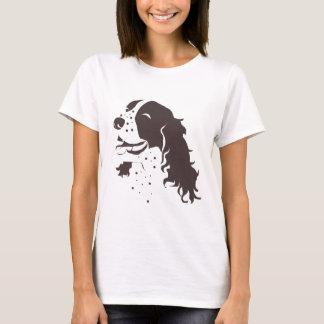 Camiseta Perro de aguas de saltador de risa