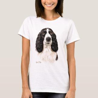 Camiseta Perro de aguas de saltador inglés