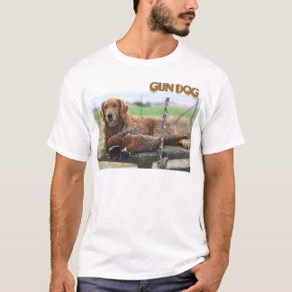 Camiseta Perro de arma